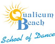 Qualicum Beach School of Dance Logo